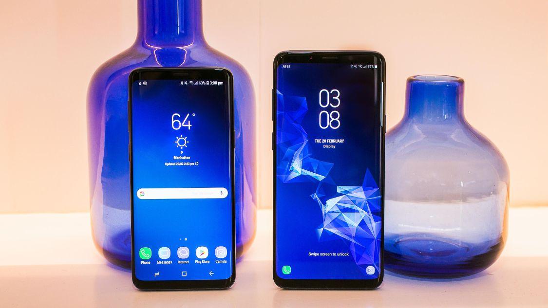 Samsung undersöker touchproblem med Galaxy S9