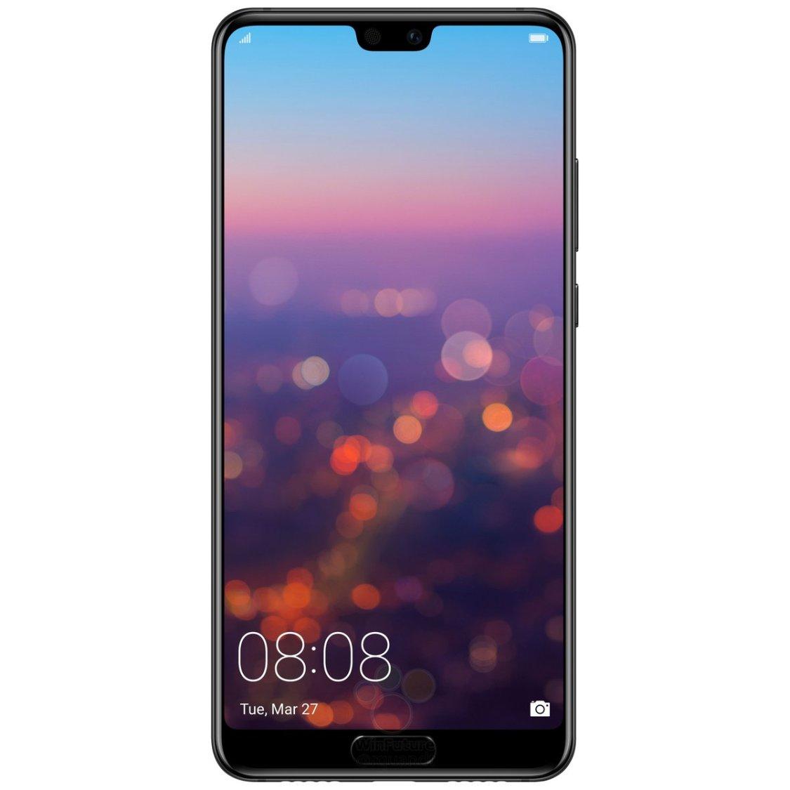 Så snabb kommer Huawei P20 vara