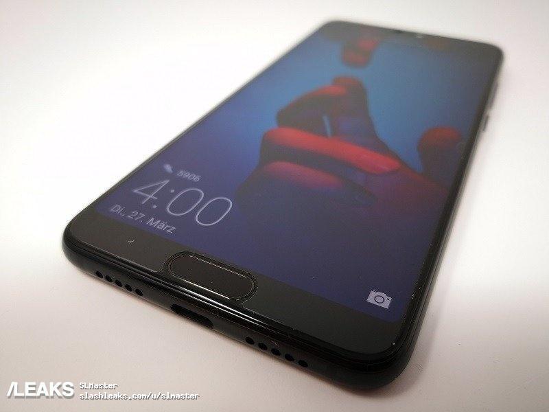 Huawei P20-mobilerna kommer antagligen sakna en hörlursport