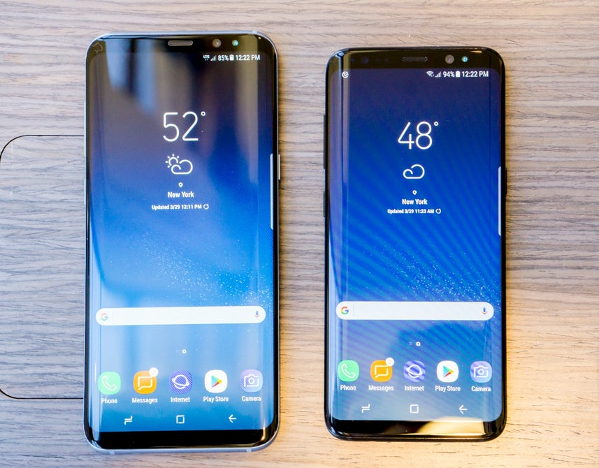 Alla modeller med Always On-Display från Samsung stödjer nu GIF:s
