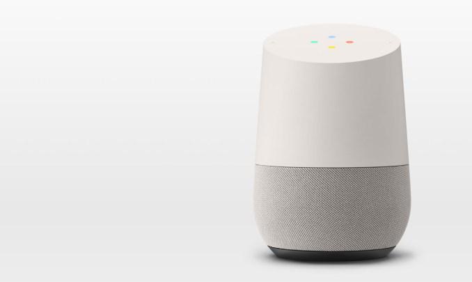 Styr Arlo med Google Home