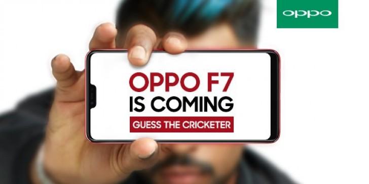 OPPO slänger ut en teaserbild på F7 – har antagligen samma design OnePlus 6