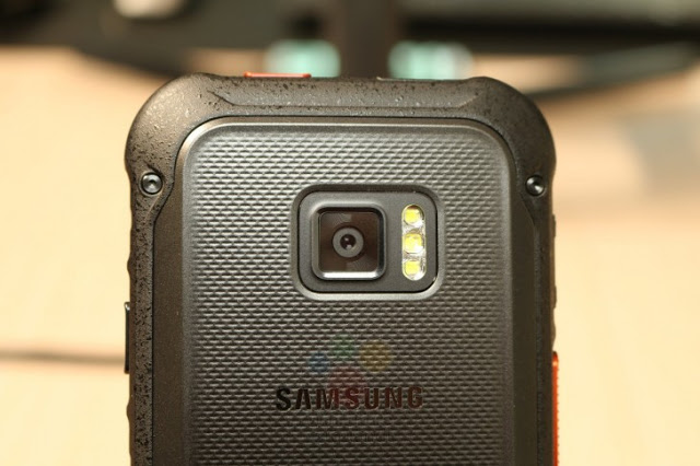 Är det här Samsung Xcover 5?