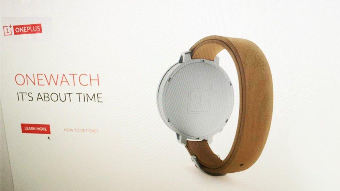 Krönika: en smartwatch från OnePlus skulle vara nice!