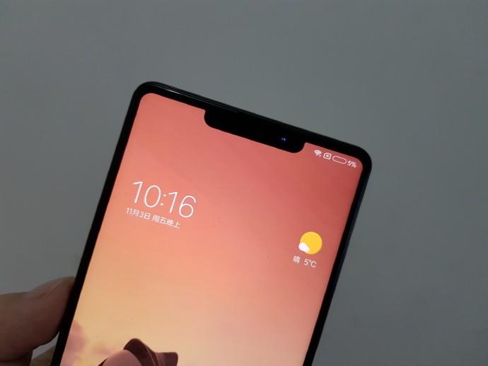 Xiaomi:s Razer Phone-utmanare fångad i benchmark