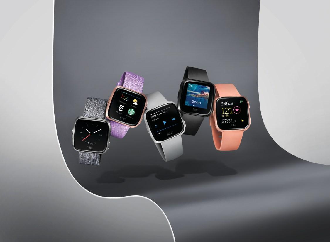 Rykte: Fitbit arbetar på smartklocka med Wear OS