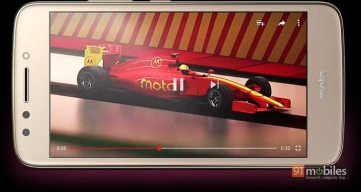 Officiella bilder på Moto C2