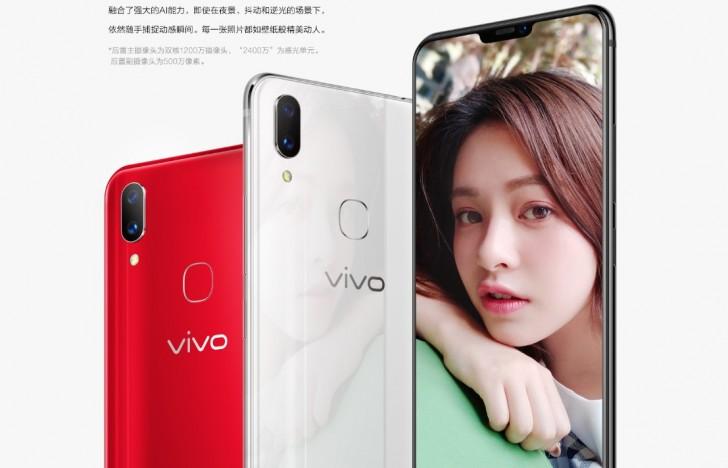 Här är Vivo X21i med 90% skärmyta