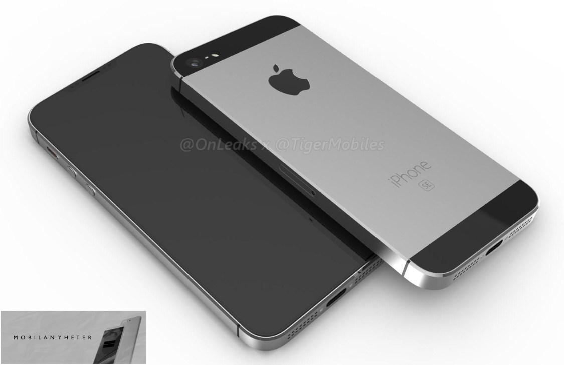 Här är Apple iPhone SE2 – har imponerande display-yta