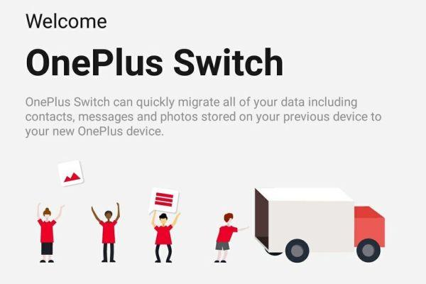 OnePlus gör det lättare att flytta över allt från din gamla Androidmobil med nya versionen av OnePlus Switch
