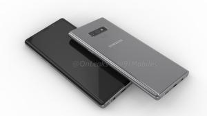 Samsung Galaxy Note 9 med 512 GB inbyggt minne lanseras bara på utvalda marknader