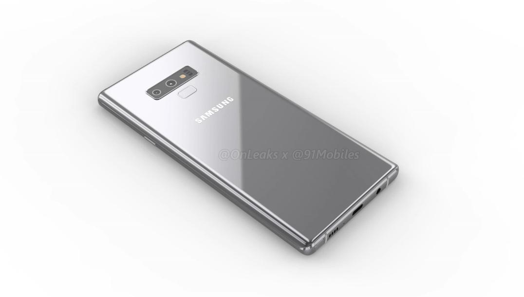 Mysteriet: kommer Galaxy Note 9 få en kameraknapp?