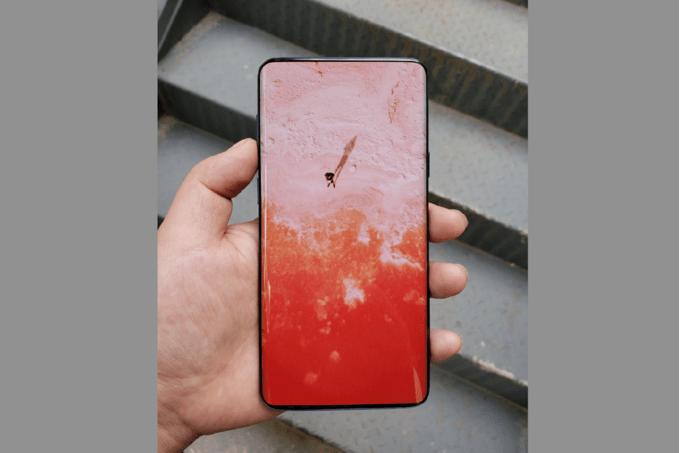 Prototyp av Samsung Galaxy S10 visar imponerande design