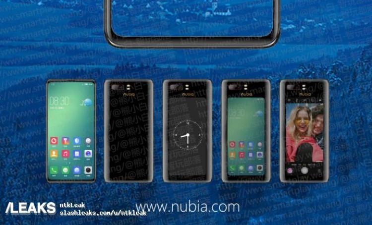 ZTE Nubia Z18S läcker ut igen