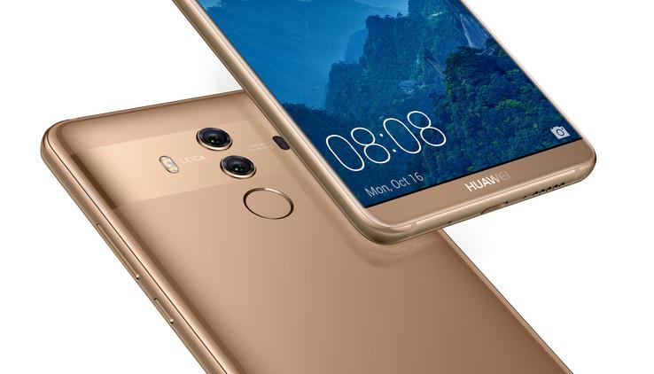 Huawei Mate 10 Pro får upp till 60% snabbare GPU och Super Slow-Motion i senaste uppdateringen
