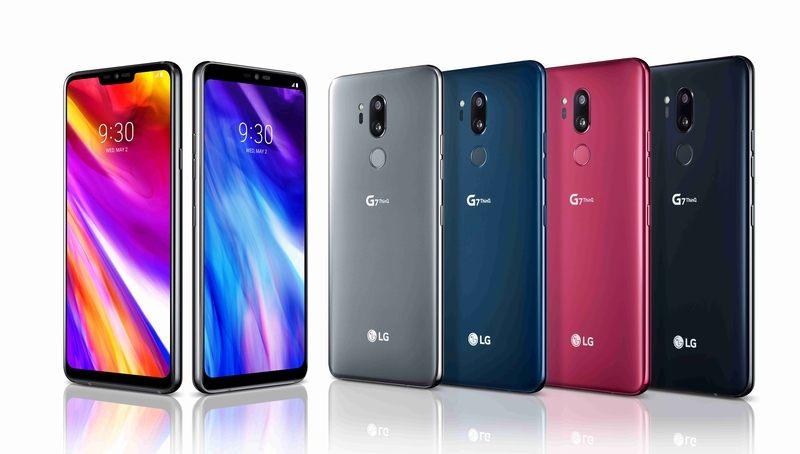 Rykte: LG G8 ThinQ får en LCD-panel med 4K-upplösning