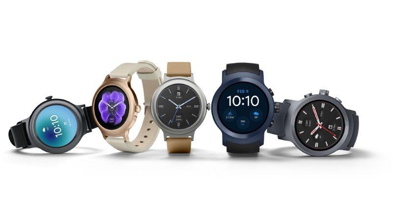 LG arbetar på två nya smarta klockor