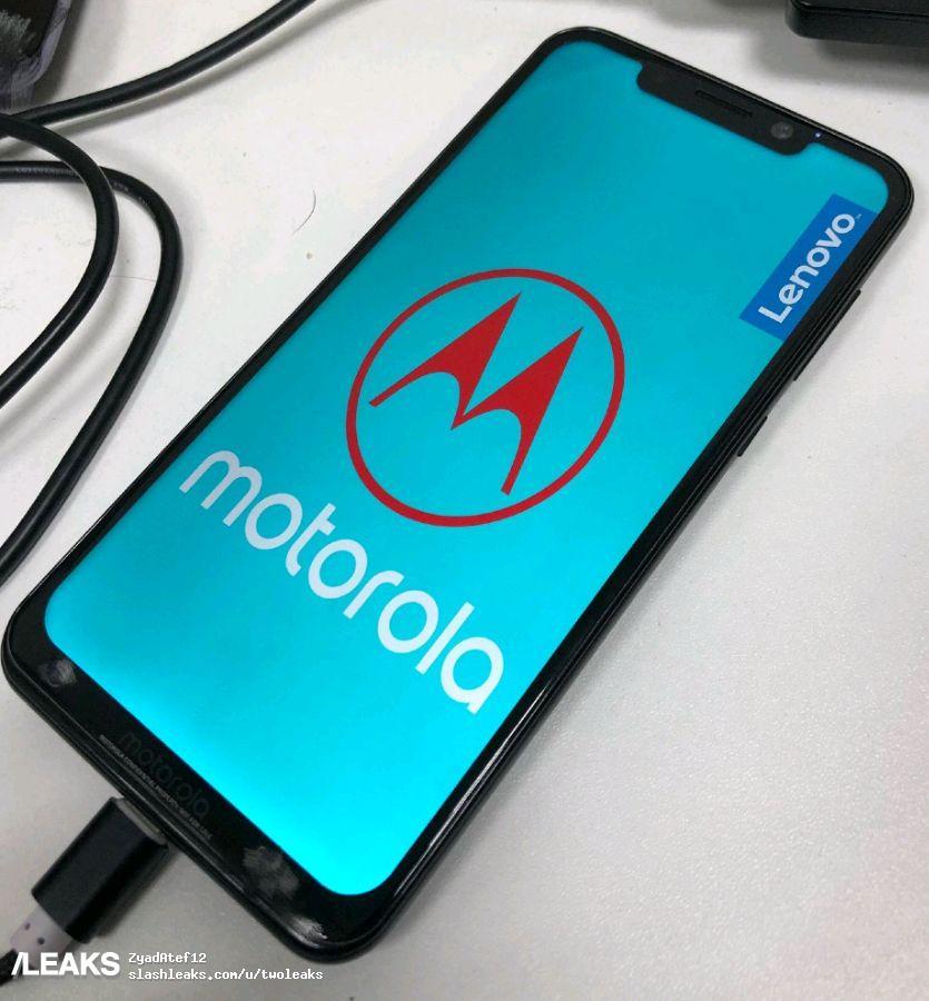 Ny bild visar Moto One Power