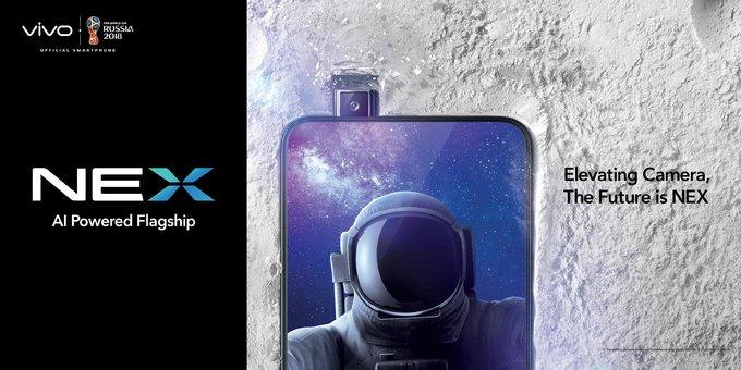 Här är Vivo NEX och NEX S – telefonerna som förändrar ALLT!