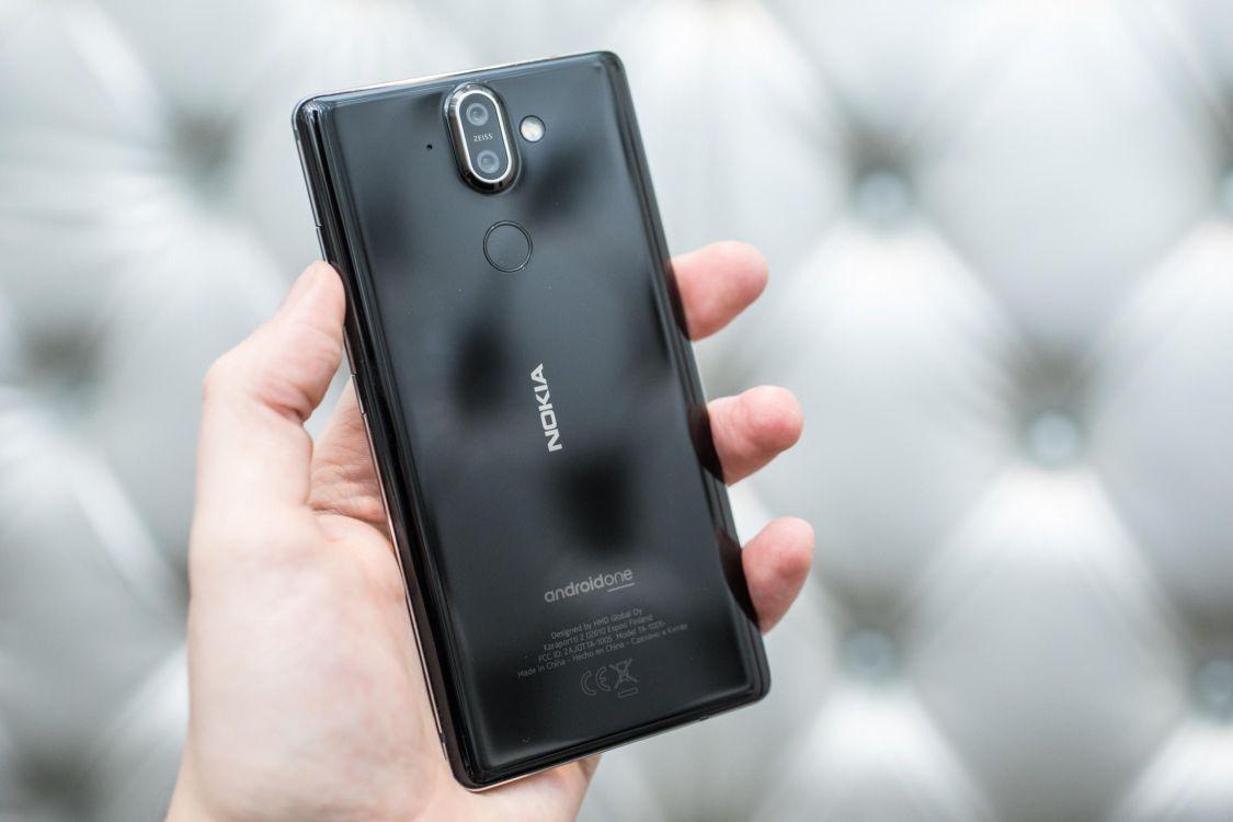 Utvalda Nokia-mobiler får ansiktsigenkänning