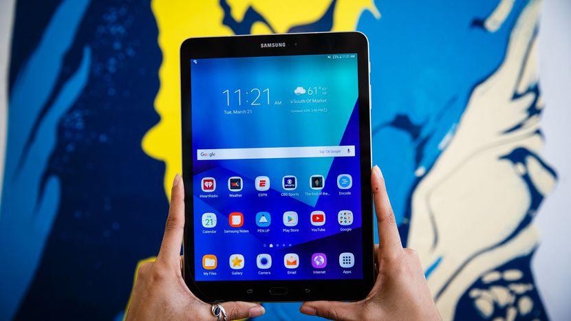 Rykte: Samsung Galaxy Tab S4 presenteras i augusti