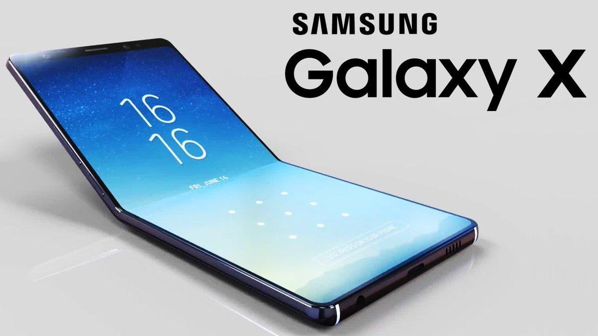 Rykte: Samsung Galaxy X får två separata skärmar