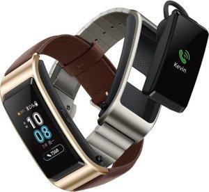 Hybridbandet Huawei TalkBand B5 offentliggjort!