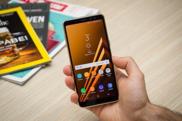 Samsungs Galaxy A-serie sägs få tre bakre kameror