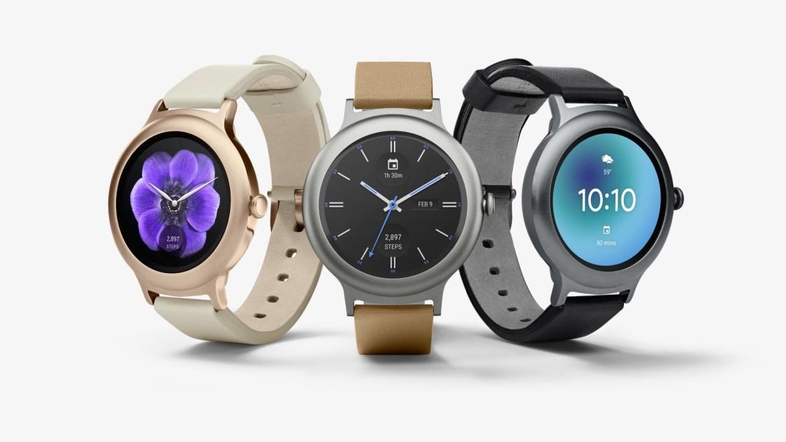 LG kan komma att visa upp två nya smartwatches den här månaden