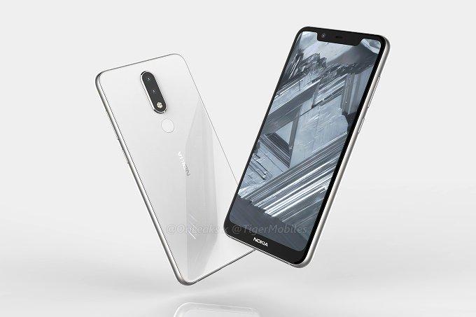 Rykte: Nokia 5.1 Plus lanseras 17:e juli