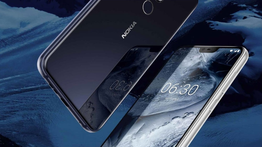 Nokia 6.1 Plus åker genom benchmarkprogram