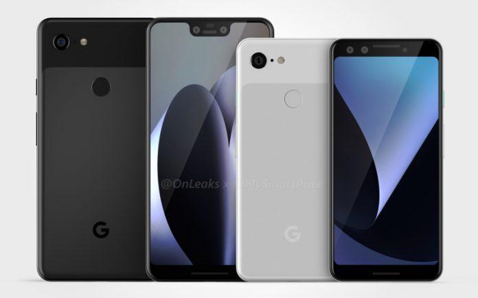 Ännu en bild på Google Pixel 3 XL