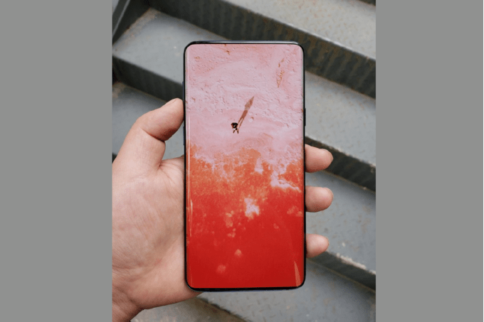 Samsung verkar ha bråttom med att presentera Galaxy X