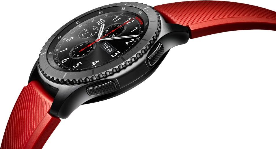 Samsung Galaxy Watch presenteras tillsammans med Galaxy Note 9, kör fortfarande Tizen OS