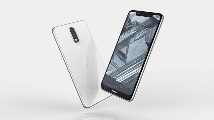 Nokia 5.1 Plus lanseras 11:e juli tillsammans med Nokia 9