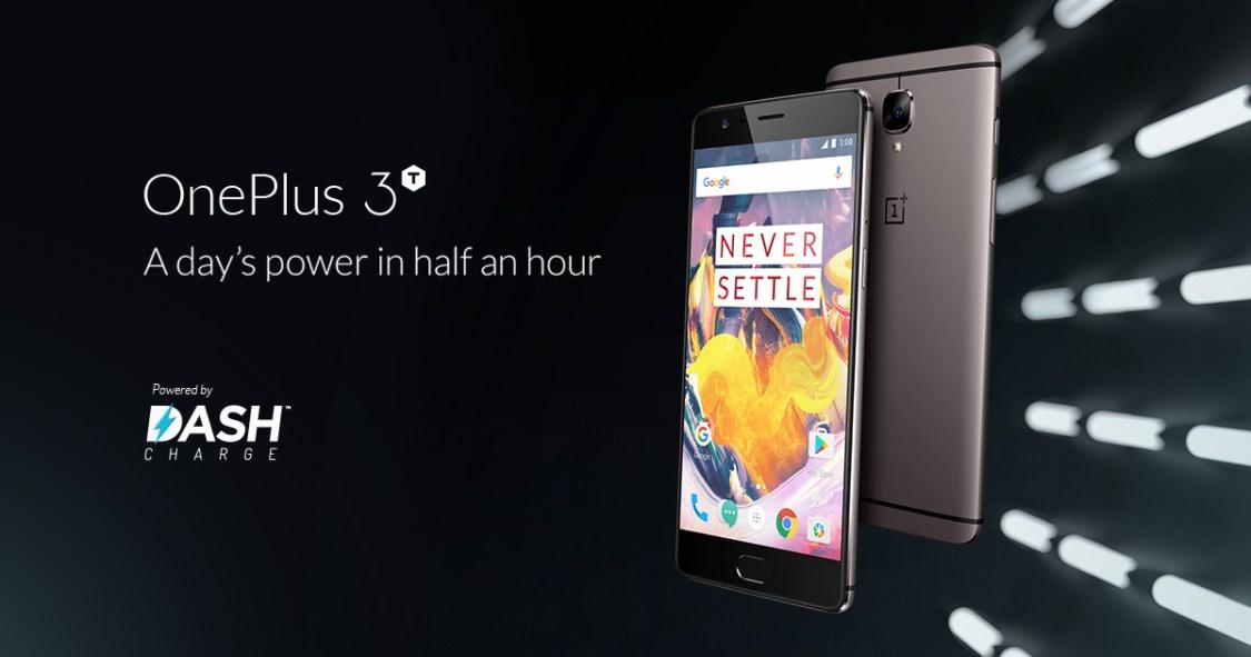 Nästa stora uppdatering för OnePlus 3 och 3T blir Android 9.0 Pistachio