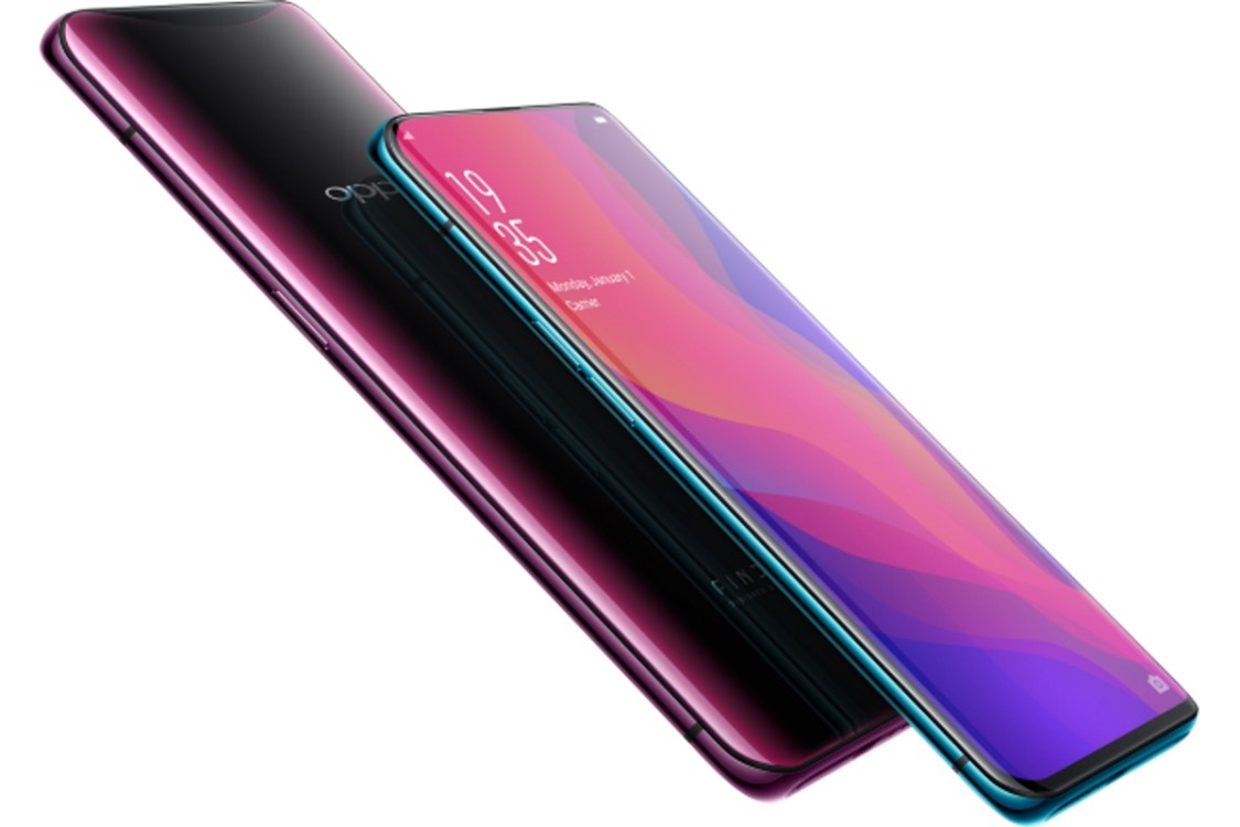 SuperSaf tar en titt på OPPO Find X