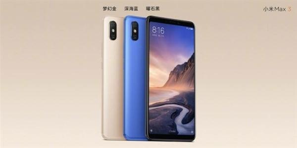 Xiaomi:s CEO publicerar lite bilder på Mi Max 3