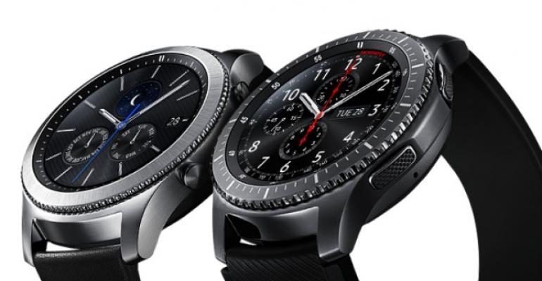 Klart: Samsung Galaxy Watch kommer i två olika storlekar