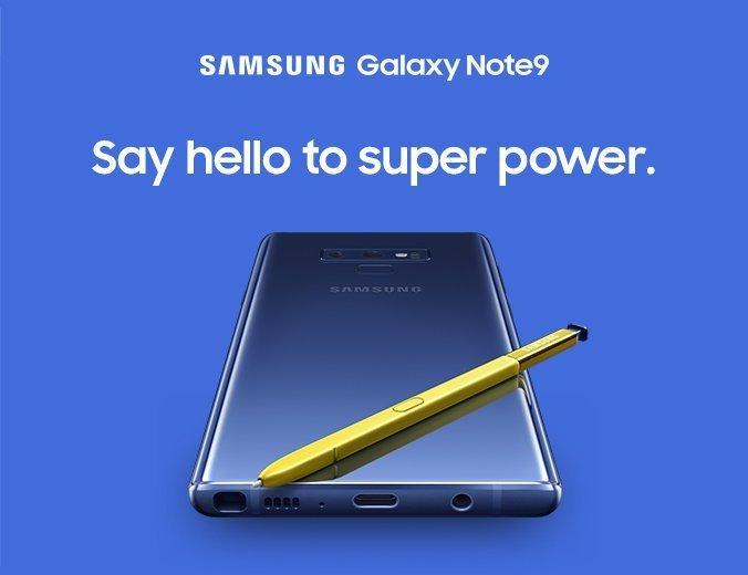Samsung Galaxy Note 9 kommer få bättre kameramjukvara mot S9 och S9+