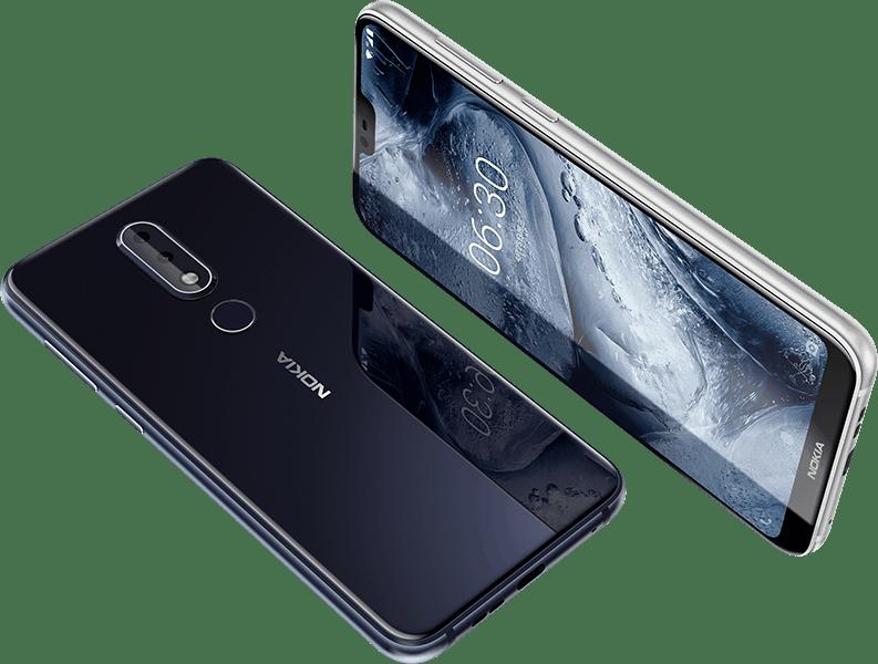 Ny mobil från Nokia dyker upp på nätet