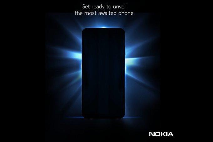 Nokia 9 presenteras 21 augusti