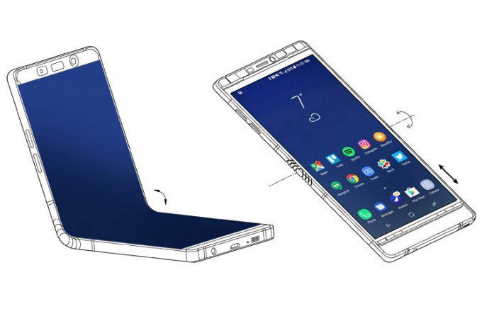 Rykte: Samsung Galaxy F1 blir dubbelt så dyr som konkurrenternas vikbara smartphones