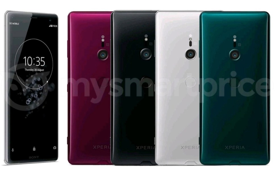 Sony skickar ut teaser för Xperia XZ3