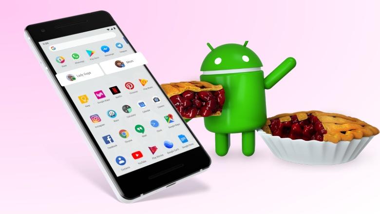 ASBYT snackar om Android 9 Pie