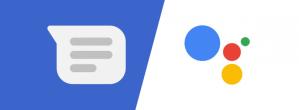 Androids standardapp för SMS får stöd för Google Assistent