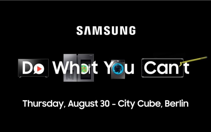Samsung Galaxy Watch presenteras 30 augusti