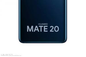 Nya uppgifter om Huawei Mate 20 Pro
