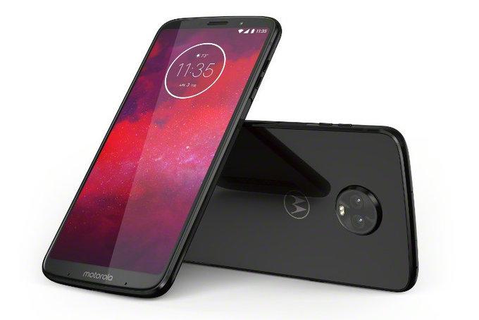 Säg hej till Moto Z3, sista telefonen från Moto med stöd för MotoMods