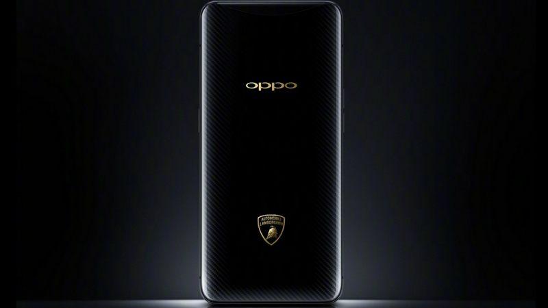 OPPO Find X Lamborghini Edition sålde slut på 4 sekunder